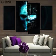 Living Room Wall Art And Decor Online Get Cheap Mechanical Wall Art Aliexpress Com Alibaba Group