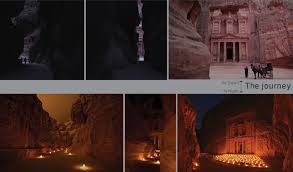 The Hotel Creates A Virtual by Maisam Creates A Gateway To Petra Archdaily