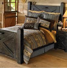 Western Room Decor Bedroom New Best Black Distressed Barn Door Western Bed Rustic