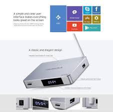 Led Tv Box Design Himedia Q5 Pro Tv Box Tronsmart Tsm01en Air Mouse