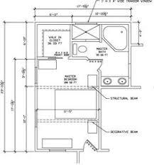 Master Bedroom Suite Layouts Modren Master Bathroom Floor Plans Home Improvement House