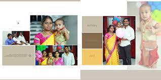birthday photo album rithvik birthday album nandhine photography
