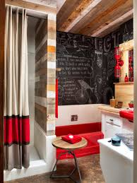 ideas to decorate a small bathroom hollywood hills bathroom packs big style into a small space hgtv