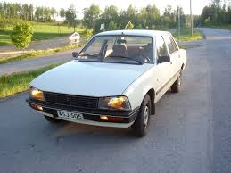 peugeot 505 1983 peugeot 505 information and photos momentcar