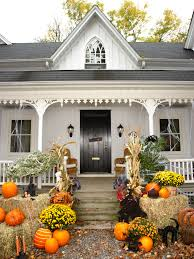 Halloween Decor Home 23 Outdoor Halloween Decorations Yard And Porch Ideas Loversiq