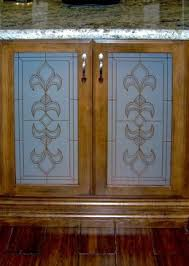 kitchen cabinet doors with glass inserts listing sans soucie