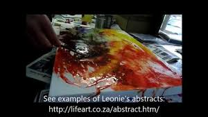 abstracts for dummies how to start an abstract painting youtube