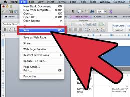 how to make a calendar in word with pictures wikihow