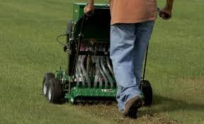 Walk Behind Seed Planter by Why Overseed Ryan Turf Renovation Equipment