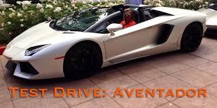 how to drive a lamborghini aventador test drive 2014 lamborghini aventador convertible