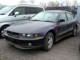 black mitsubishi galant 1998 mitsubishi galant information and photos zombiedrive