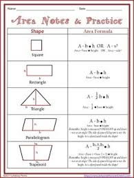 best 25 parallelogram area ideas on pinterest perimeter of