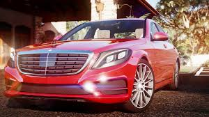 pink mercedes 2014 mercedes benz s500 w222 add on replace gta5 mods com