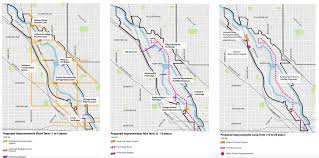 Chicago Traffic Maps by City Of Chicago Finalizes Transportation Goals For North Branch