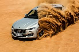 maserati dubai maserati levante 3 0 v6 s 2017 review by car magazine