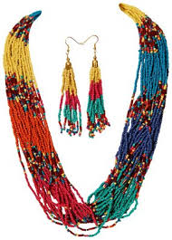multi layered bead necklace images Cheap cheap multi strand seed bead necklaces find cheap multi jpg
