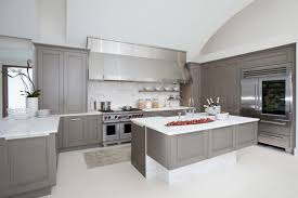kitchen awesome grey and white kitchen cabinets with u shaped