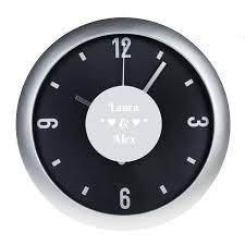 horloge a personnaliser horloge cadeau déco original sur idéecadeau fr