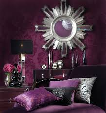 purple bedroom decor modern dark purple bedrooms decor and design ideas