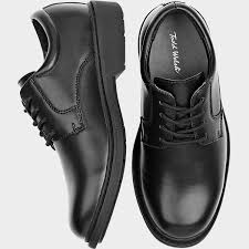 Dress Clothes For Toddlers Todd Welsh Boys Black Oxford Lace Up Shoes Men U0027s Boys U0027 Shoes
