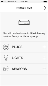 harmony 650 manual control insteon devices from your logitech harmony hub u2014 insteon