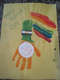 the many layers of me st patrick u0027s day crafts of old