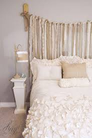 distinctive yet superb diy headboard ideas to make a bed more