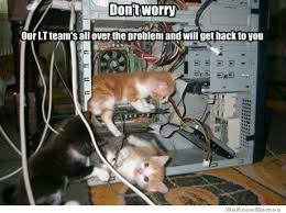 Tech Support Memes - kitty tech support weknowmemes