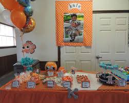 finding nemo birthday party ideas photo 3 of 10 catch my party