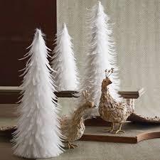marvelous ideas set of 3 trees pre lit woodland alpine