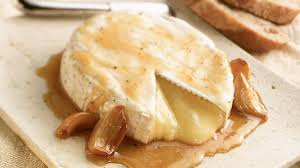 How To Roast Garlic In Toaster Oven Honey And Roasted Garlic Baked Brie With Baguettes Eat Wisconsin