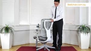 nefil euro mesh office chair review by bestchair youtube