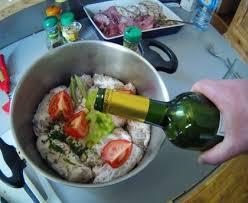 cuisiner les tripoux tripoux au jarret de porc demi sel veau et petits légumes recette