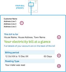billing u2013 understanding your electricity bill electric ireland help