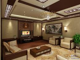 interior decoration exquisite chinese style traditional living