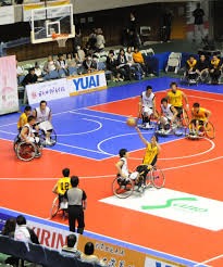 wheelchair basketball wikipedia