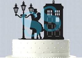dr who wedding cake topper dr who cake topper serenade inspired wedding doctor toppers uk