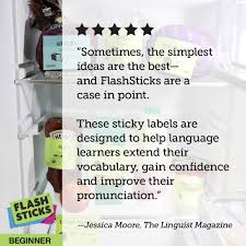 amazon com flashsticks spanish flash cards for beginners best