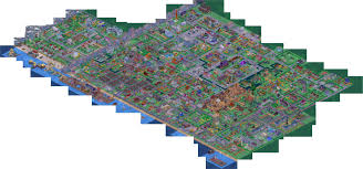 springfield map map of my entire springfield tappedout