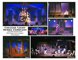 college light opera company summer stock work phill hickox