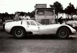 maserati 300s three old maserati race cars