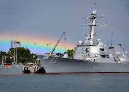 el buque de asalto anfibio uss américa lha 6 lleva a cabo las