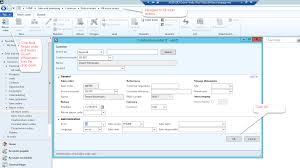 creating a return order in dynamics ax 2012 stoneridge software inc
