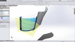 solidworks 2015 sneak peek flatten surface software pinterest