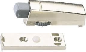 frein de porte cuisine amortisseur de porte de meuble avec amortissement réglable bricoman