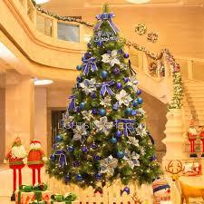 decorative royal blue ornament environmental pvc tree