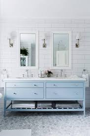 Tile Bathroom Countertop Ideas Colors Best 25 Blue Vanity Ideas On Pinterest Blue Bathrooms Designs