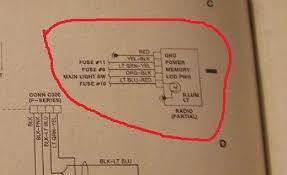 1991 ford f150 radio wiring diagram image details