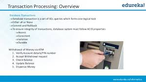 dispense informatica transactions using powercenter