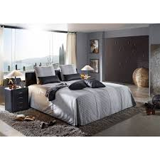 Schlafzimmer Betten Mit Bettkasten Bugatti Bett Bezug Grau Ca 180 X 200 Cm Taschenfederkern H2 H3